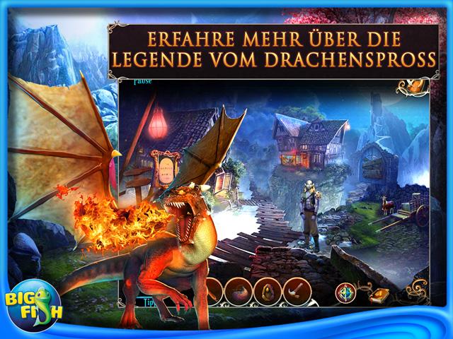 Screenshot für Drachenkind: Das vergessene Vermächtnis Sammleredition