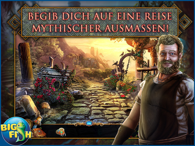 Screenshot für Endless Fables: Der Fluch des Minotaurus Sammleredition