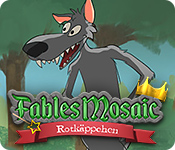 Fables Mosaic: Rotkäppchen