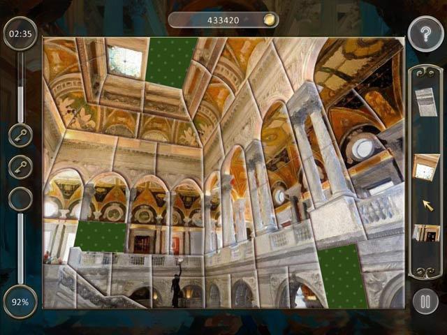Fairytale Mosaics Beauty And The Beast screen1