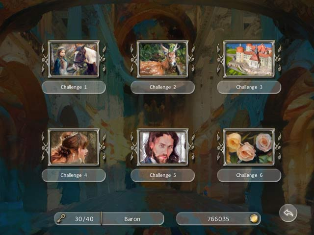 Fairytale Mosaics Beauty And The Beast screen2