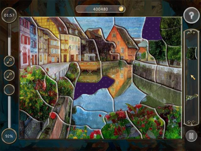 Fairytale Mosaics Beauty And The Beast screen3