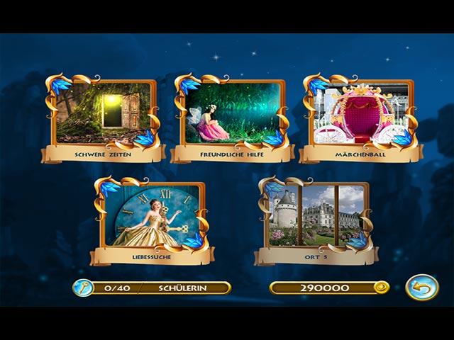 Fairytale Mosaics Cinderella screen1