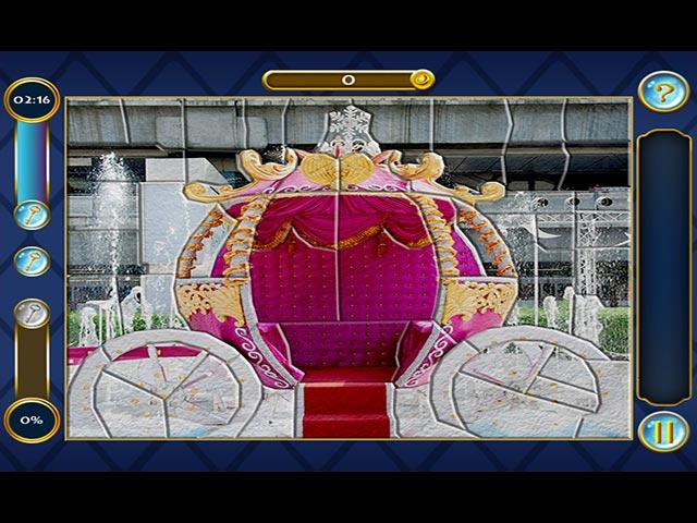 Fairytale Mosaics Cinderella screen2