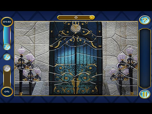 Fairytale Mosaics Cinderella screen3