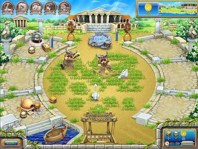 Video für Farm Frenzy: Das antike Rom