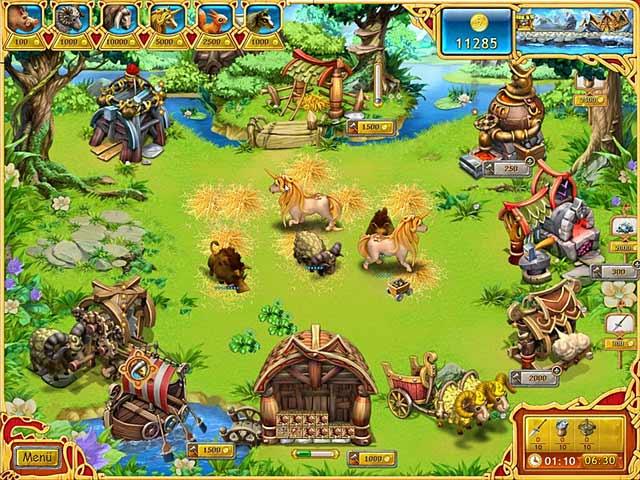 لعبة farm heroes