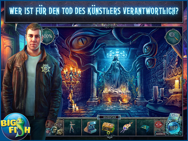 Screenshot für Fear for Sale: Stadt der Vergangenheit Sammleredition