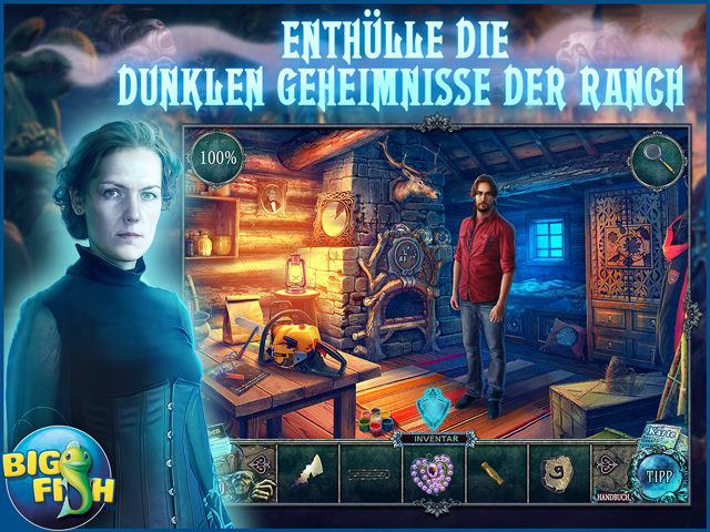 Screenshot für Fear for Sale: Das Haus der Flüche Sammleredition