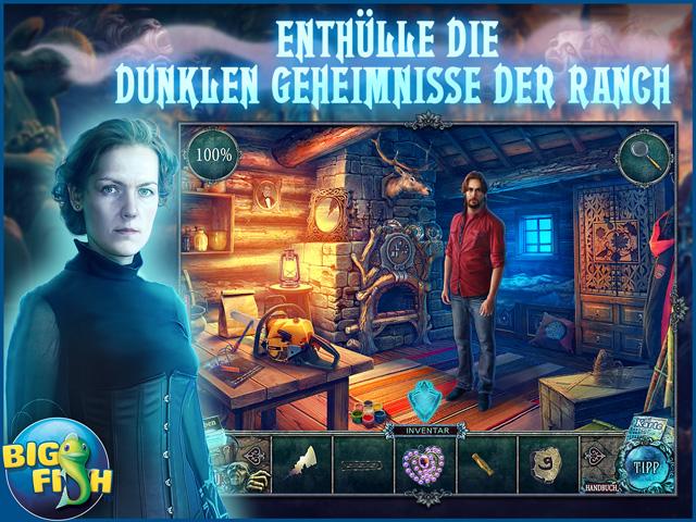 Screenshot für Fear for Sale: Das Haus der Flüche Sammleredition