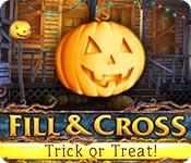 Fill & Cross: Trick or Treat!