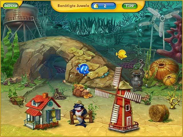 Fishdom Minispiele