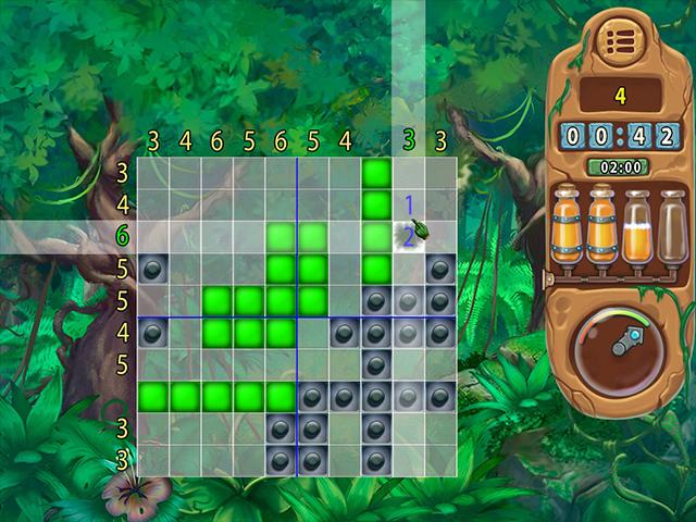 Gizmos: Jungle Adventures screen1
