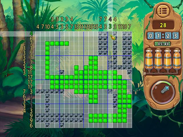 Gizmos: Jungle Adventures screen3