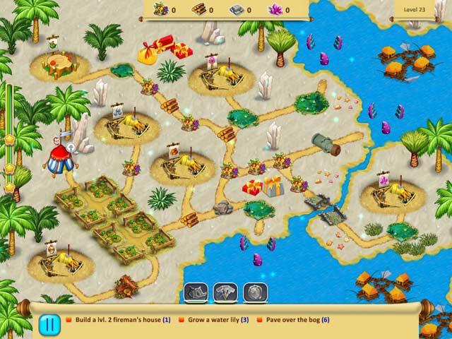 Gnomes Garden: Christmas Story screen2
