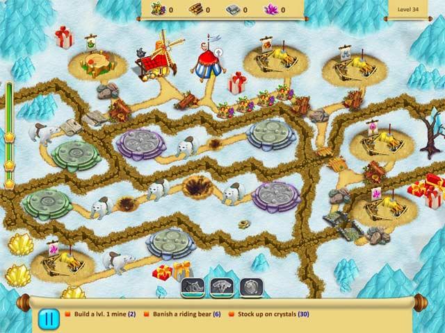 Gnomes Garden: Christmas Story screen3