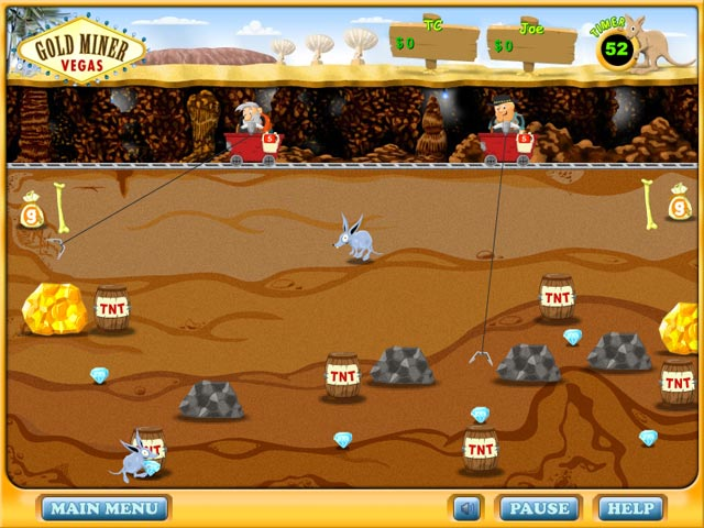 Video für Gold Miner Vegas