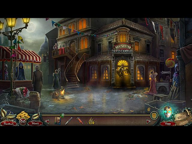 Grim Facade: Der schwarze Würfel Sammleredition screen2