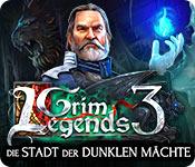 Grim Legends: Die Stadt der dunklen Mächte – Komplettlösung