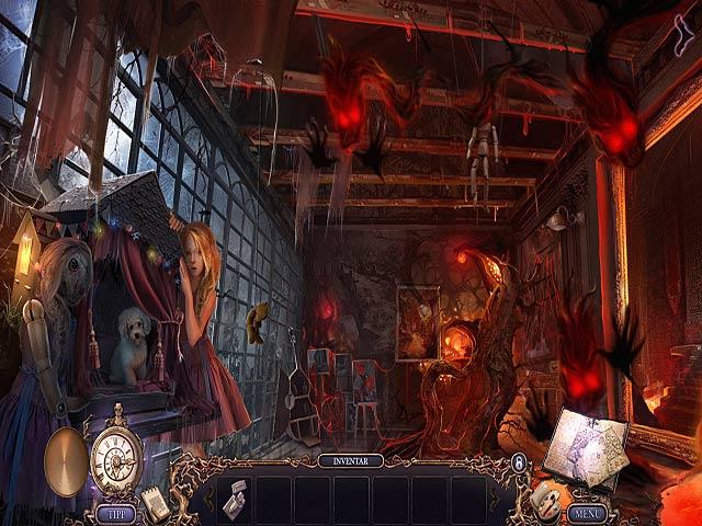 Video für Grim Tales: Farben des Grauens Sammleredition