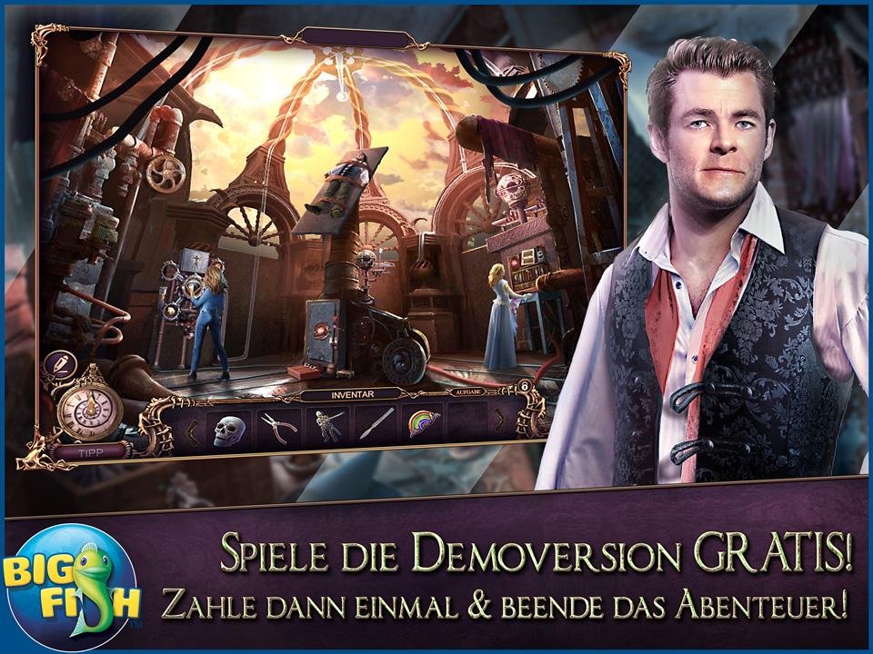 Screenshot für Grim Tales: Graywitch Sammleredition