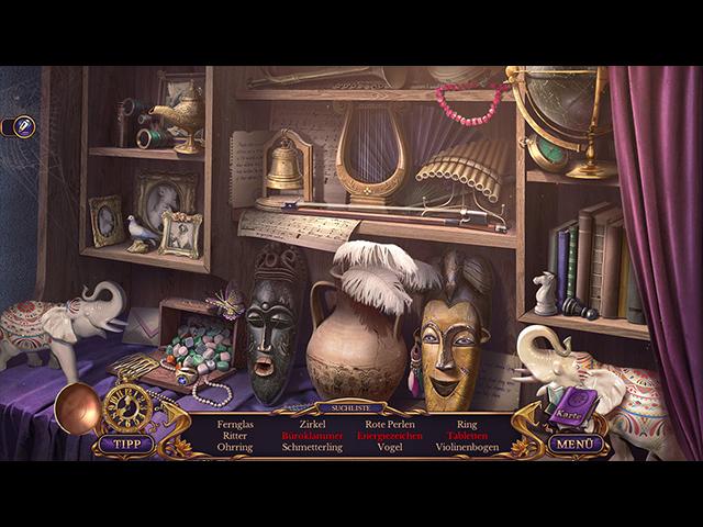 Grim Tales: Die großzügige Gabe Sammleredition screen2
