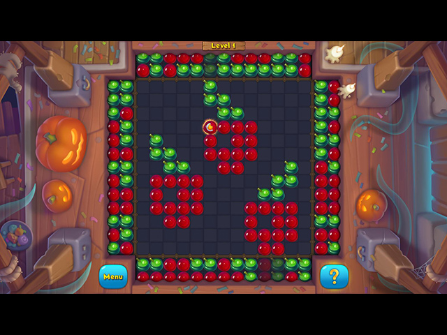 Halloween Marbles screen3
