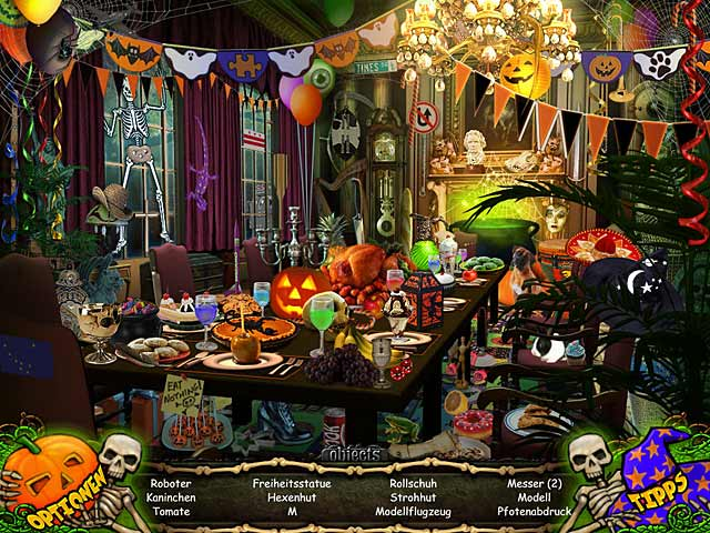 Video für Halloween: Trick or Treat