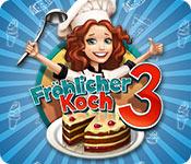 Fröhlicher Koch 3