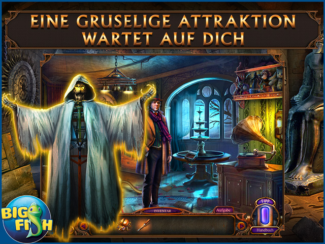 Screenshot für Haunted Hotel: Uralter Fluch Sammleredition