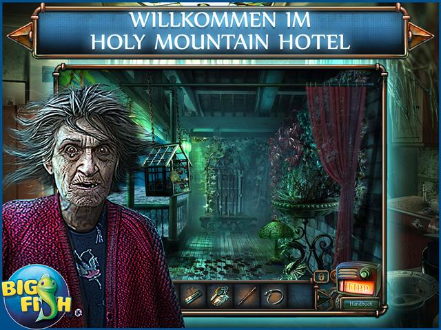 Screenshot für Haunted Hotel: Zum Tode verurteilt Sammleredition