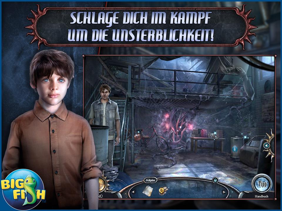 Screenshot für Haunted Hotel: Der Dreizehnte Sammleredition
