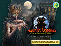 Screenshot für Haunted Legends: Der schwarze Falke Sammleredition