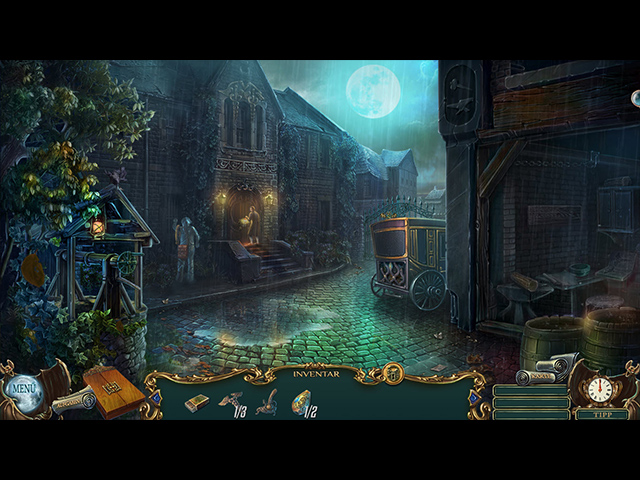 Haunted Legends: Der Ruf der Verzweiflung screen1