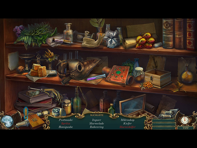 Haunted Legends: Der Ruf der Verzweiflung screen2