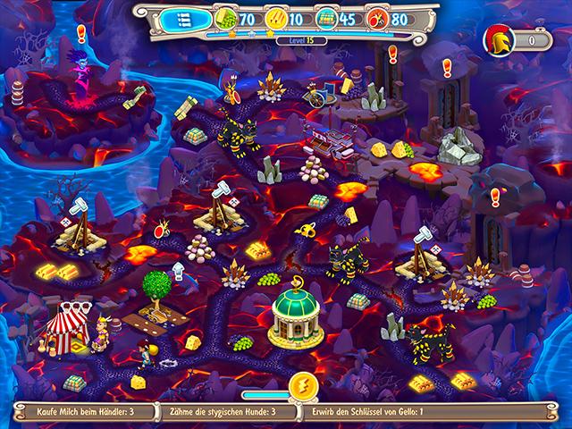 Hermes: Krieg der Götter Sammleredition screen2