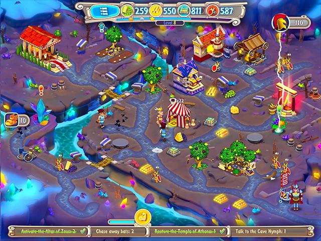 Hermes: Krieg der Götter screen3