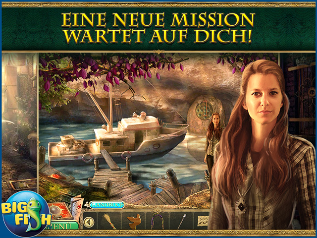 Screenshot für Hidden Expedition: König Salomons Krone Sammleredition
