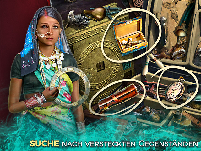 Screenshot für Hidden Expedition: Mithridates' Fluch Sammleredition