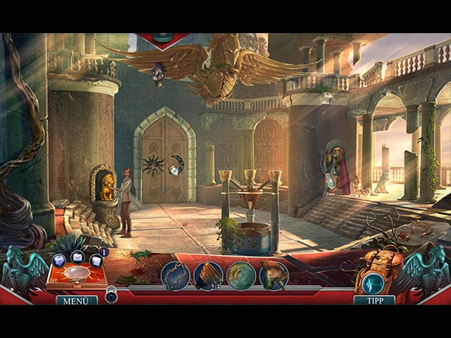 Hidden Expedition: Mithridates' Fluch screen1