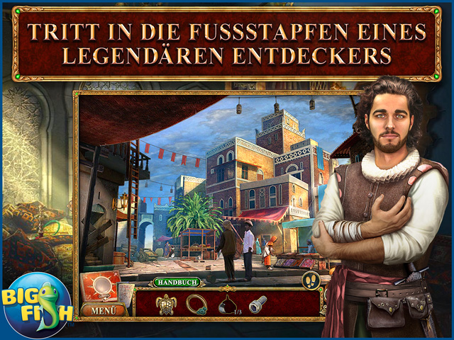 Screenshot für Hidden Expedition: Die Quelle der ewigen Jugend Sammleredition