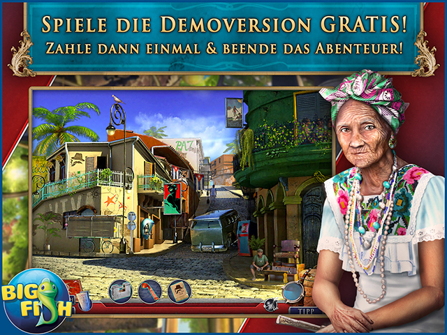 Screenshot für Hidden Expedition: Das verlorene Paradies Sammleredition