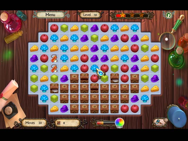 Hiddenverse: Witch's Tales 2 screen3