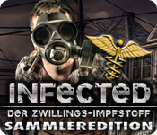 Infected: Der Zwillings-Impfstoff - Sammleredition