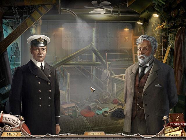 Video für Inspector Magnusson: Murder on the Titanic