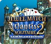Jewel Match Solitaire: Atlantis 2 Sammleredition