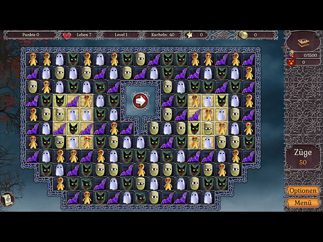 Jewel Match Twilight 2 screen1