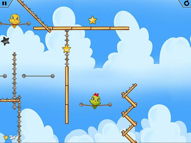 jump birdy jump angry bird spiel