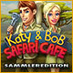 Katy & Bob: Safari Café Sammleredition