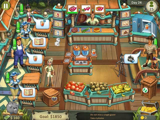 Katy & Bob: Safari Café screen2